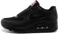 Mужские кроссовки Nike Air Max 90 Hyperfuse Чёрные