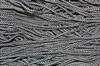 Шнур 4мм (200м) черный+белый, фото 1