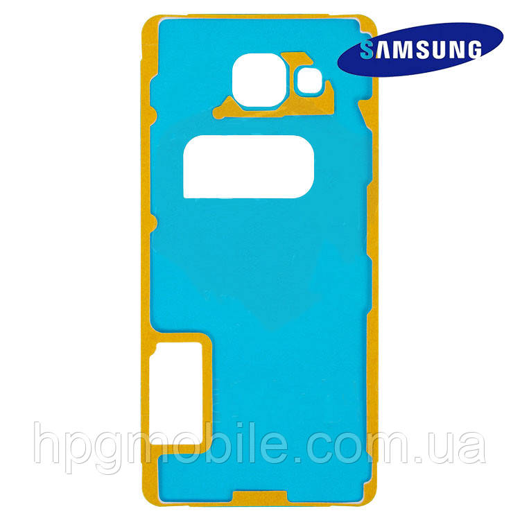 Стикер (двухсторонний скотч) тачскрина и задней панели корпуса для Samsung Galaxy A5 (2016) A510
