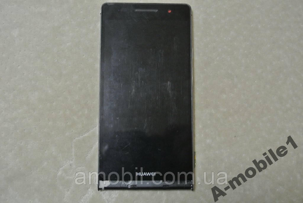 Дисплей+сенсор Huawei Ascend P6 +рамочка 100%робоч
