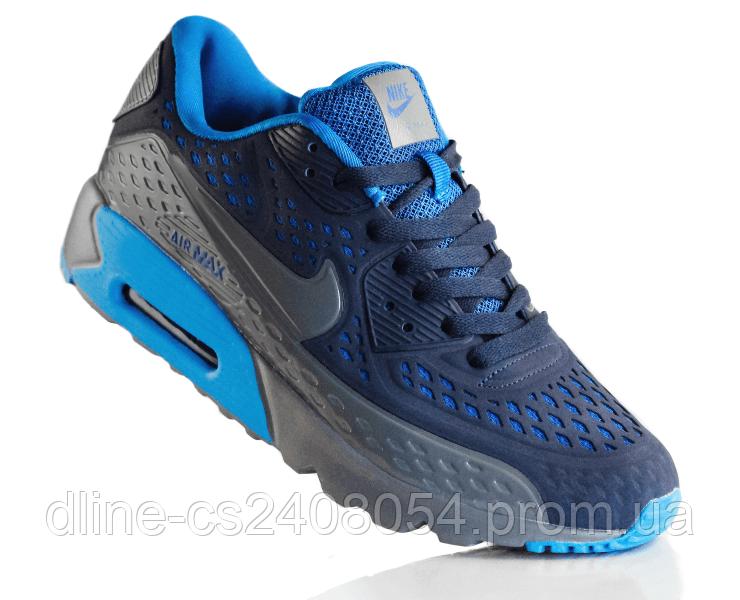 Mужские кроссовки Nike Air Max 90 Ultra BR Blue/Grey