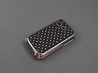 Чехол Diamond для Samsung Galaxy Pocket S5300 S5302 черный