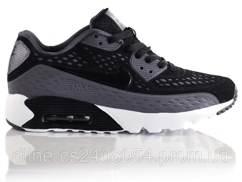 Mужские кроссовки Nike Air Max 90 Ultra BR Black/Grey
