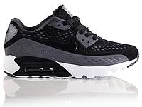Mужские кроссовки Nike Air Max 90 Ultra BR Black/Grey, фото 1