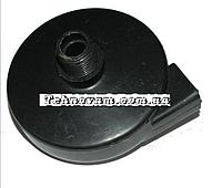 """Фильтр воздушный для компрессора, """"улитка"""", 1/2"""", резьба 20 мм   запч"""