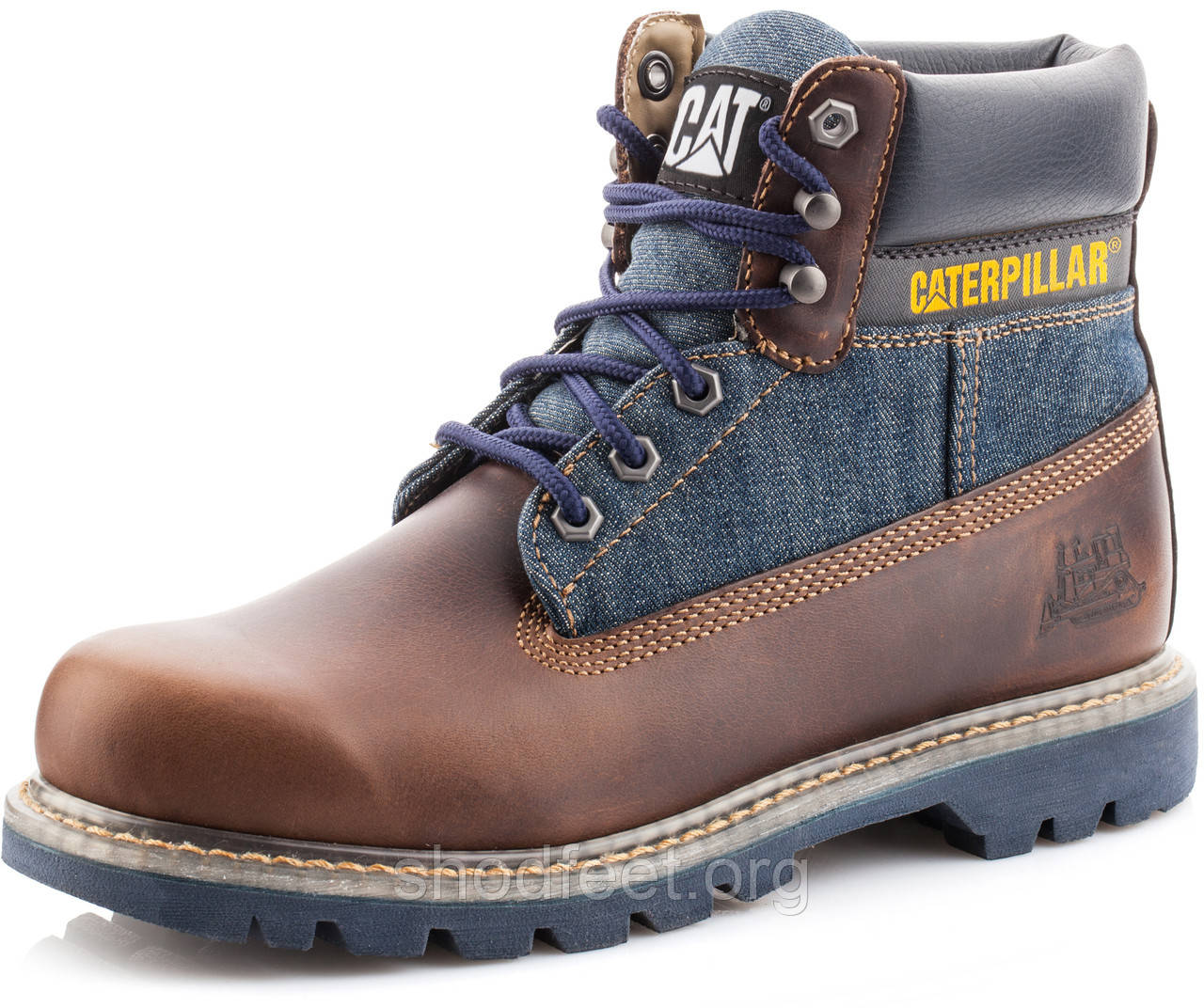 Ботинки Caterpillar Colorado Jeans P716087
