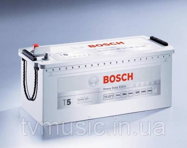 Грузовой аккумулятор Bosch Heavy Duty Extra T5 077 180Ah 12V (0092T50770)