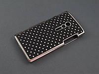 Чехол Diamond для Sony Xperia ion LT28h черный