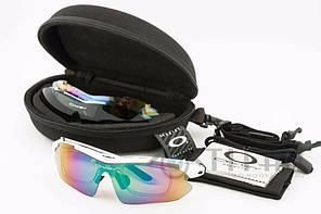Очки для спорта Oakley Syper Sport 0089 White