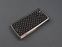 Чехол Diamond для Sony Xperia Arc LT15i/LT18i/X12 черный