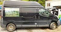 Кузов длинная база к Renault Trafic II Рено Трафик Трафік (2001-2013гг)
