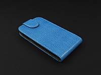 Чехол флип для Samsung Galaxy S3 I9300i синий