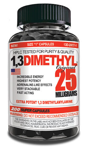 1,3 Dimethyl (100 caps)