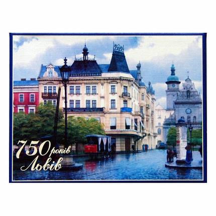 Комплект - игральные карты Piatnik Львов 750, 2 колоды по 55 листов , фото 2