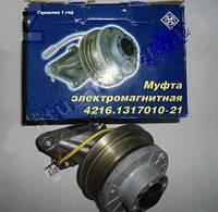Муфта электромагнитная Газель Бизнес двигатель 4216 (под широкий клин ременя,ЭМУ-1) (производство г.Арзамас)