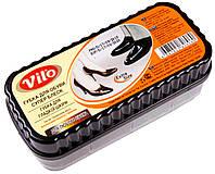 Губки для обуви VILO Extra Size супер блеск для гладкой кожи, бесцветные