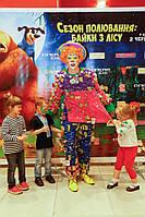 Аниматор Конфетный человек на детский праздник Candy men (конфетный человек)
