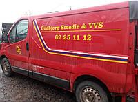 Кузов короткая база  Renault Trafic 2001-2013 гг., фото 1