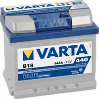 Varta Автомобильные аккумуляторы Varta BLUE DYNAMIC 6CT-44 544402044 44А/ч