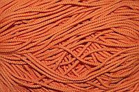 Шнур 4мм (200м) оранжевый, фото 1