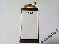 Сенсор Nokia 830 Lumia black чип SYNAPTICS orig