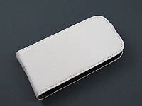 Чехол флип для HTC Desire V T328w X T328e белый