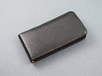 Чехол флип для Sony Xperia Go ST27i черный
