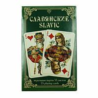 Карты игральные Piatnik St.Petersburg Russian, 55 листов