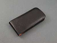 Чехол флип для HTC One S Z520e черный