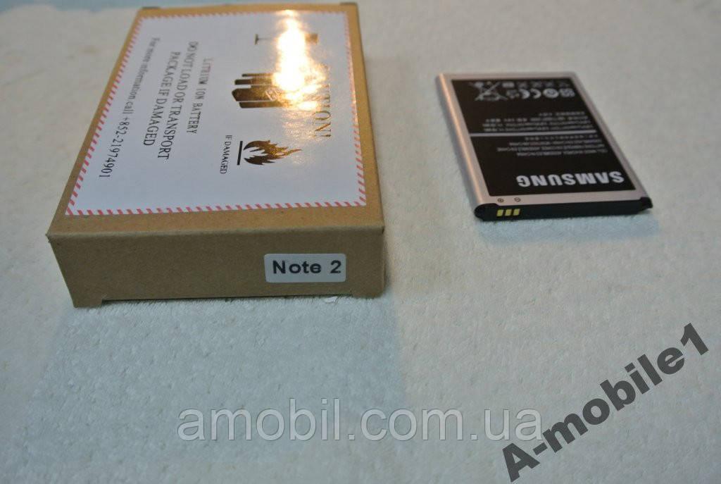 Аккумулятор Samsung Note 2 EB595675LU 3100mAh orig