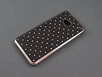 Чехол Diamond для Htc One 801e M7 черный