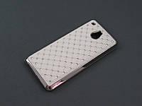 Чехол Diamond для HTC One mini 601e M4 белый