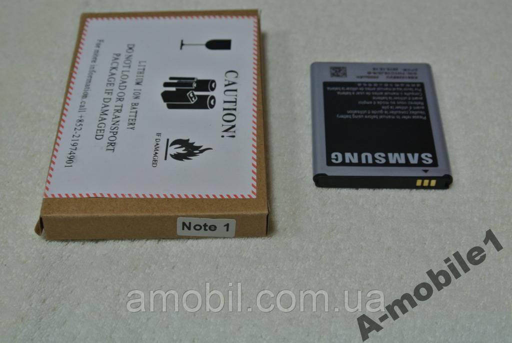 Аккумулятор Samsung Note 1 i9290 EB615268VU (2500mAh) orig
