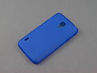 Комплект чехол и пленка для LG Optimus L7 II Dual P715 синий