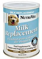 Заменитель молока для щенков Nutri-Vet Milk Replacement