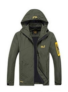 65f409be Мужская куртка JACK WOLFSKIN. Осенние куртки мужские. Модные мужские куртки.  Куртки молодежные мужские