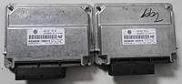 Блок управления раздаточной коробки VW Touareg Туарег 0AD927755AB 0AD927755AJ 2003 - 2007