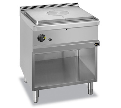 Шестиконфорочная газовая плита Apach APRG-117P на открытой базе (1100х700х850 мм)