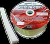 Ущільнювач пінополіетиленовий 5*8,5 мм ВІКНО (100 м) білий