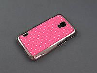 Чехол Diamond для LG Optimus L7 II P715 розовый