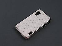 Чехол Diamond для LG Optimus L5 II E455 белый