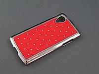 Чехол Diamond  для LG Google Nexus 5 D820 D821 красный