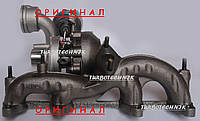 Турбина Фольксваген Транспортер Т5  1.9 TDI