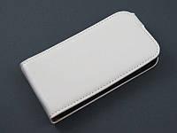 Чехол флип  для HTC Desire 310 белый