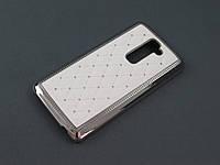 Чехол Diamond для LG G2 D802 белый
