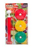 Вакуумный комплект для хранения и консервирования продуктов (насос и 3 крышки) (MH 50)