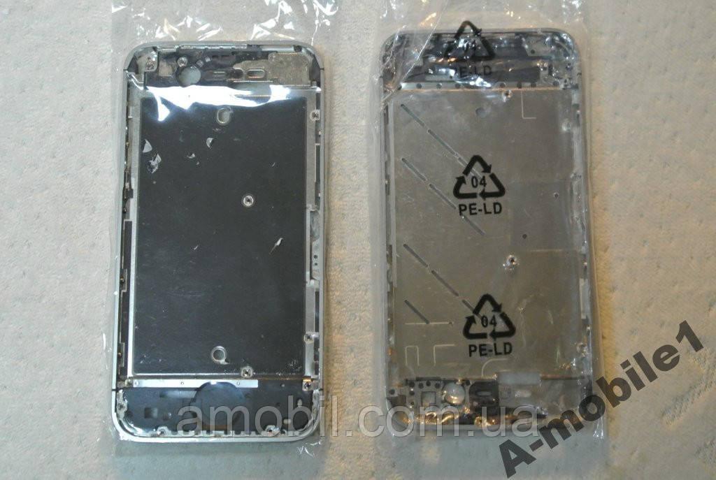 Средняя часть корпуса iPhone 4s orig
