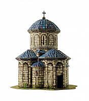 Картонная модель Церковь Кветера 323 УмБум