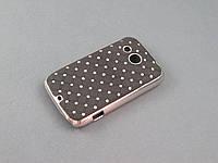 Чехол Diamond для HTC Desire C A320e черный