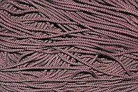 Шнур 4мм (200м) т.коричневый